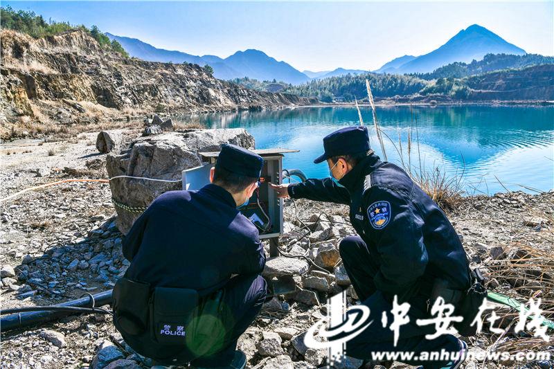 安徽泾县:茂林派出所的年味 (5).jpg