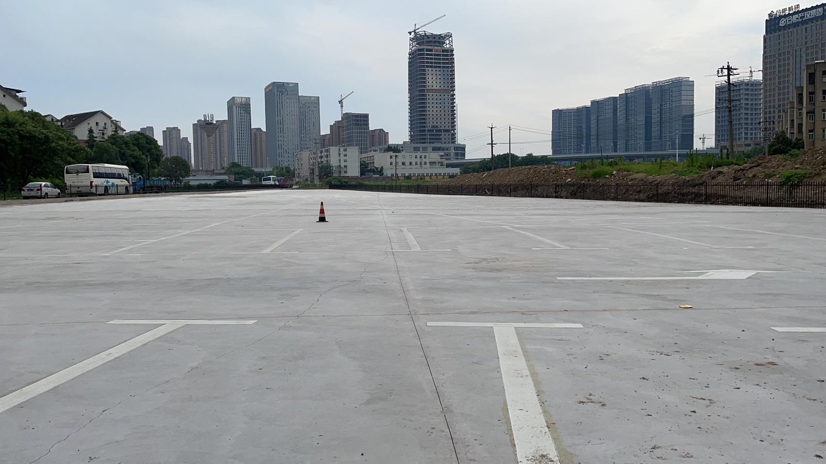 合肥拟建14处过渡停车场     3000余个车位破解停车难题