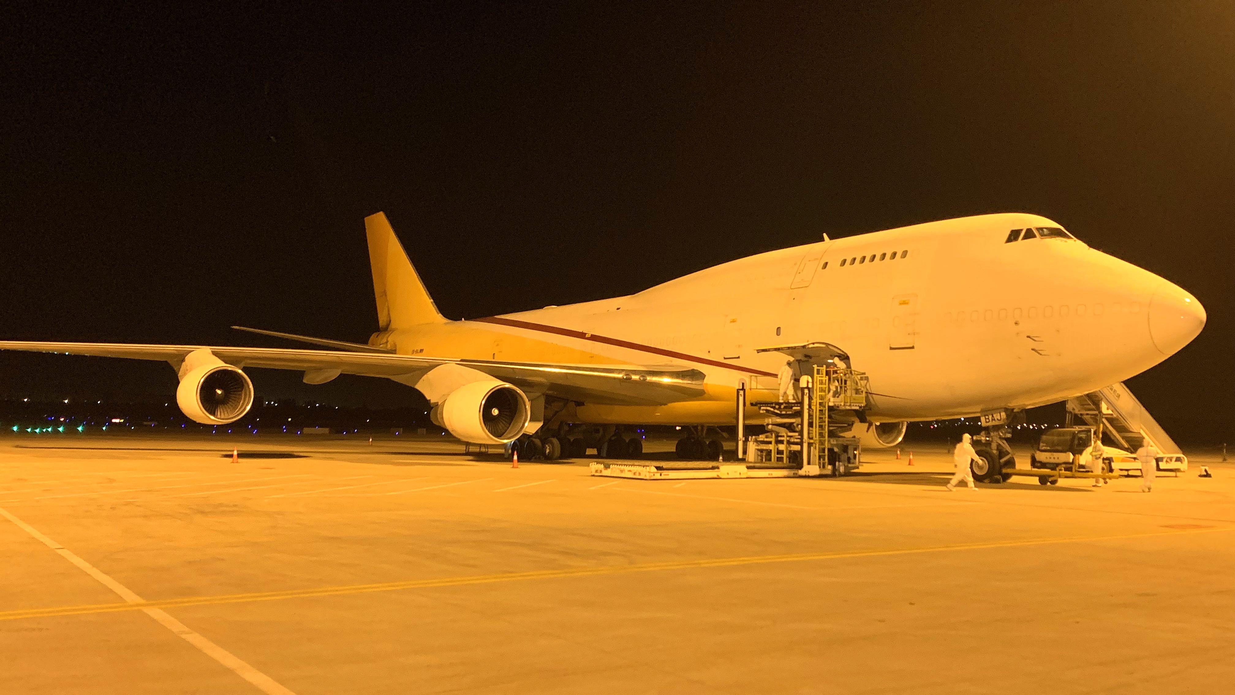 合肥机场开通欧洲货运新航线!