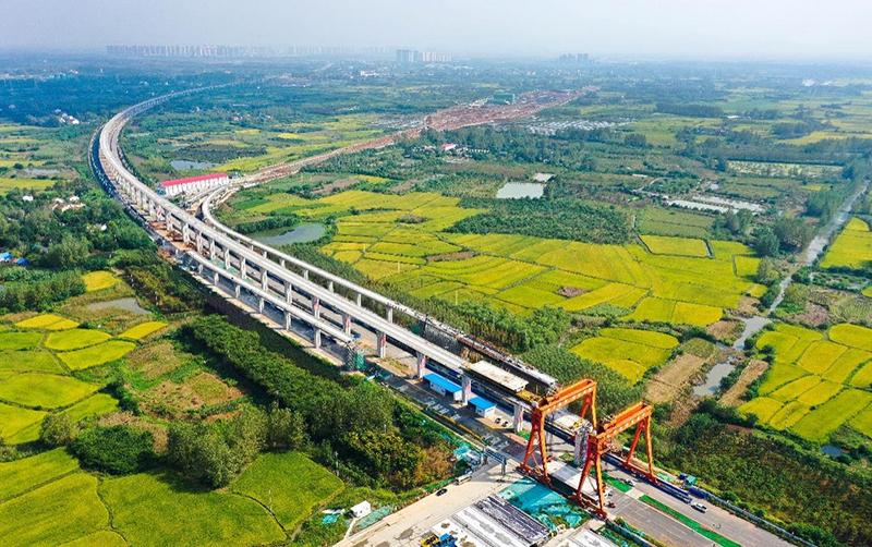 """滁州的长三角一体化故事:近邻变""""紧邻"""",跨界亦""""无界"""""""
