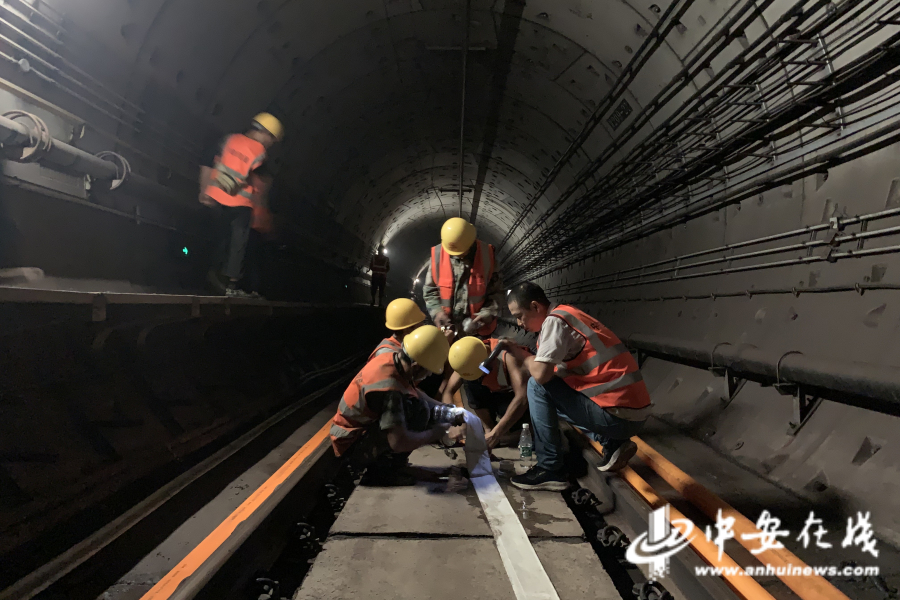 郑州地铁发来感谢信!郑州特大暴雨时中铁四局曾投入4339人次参与抢险